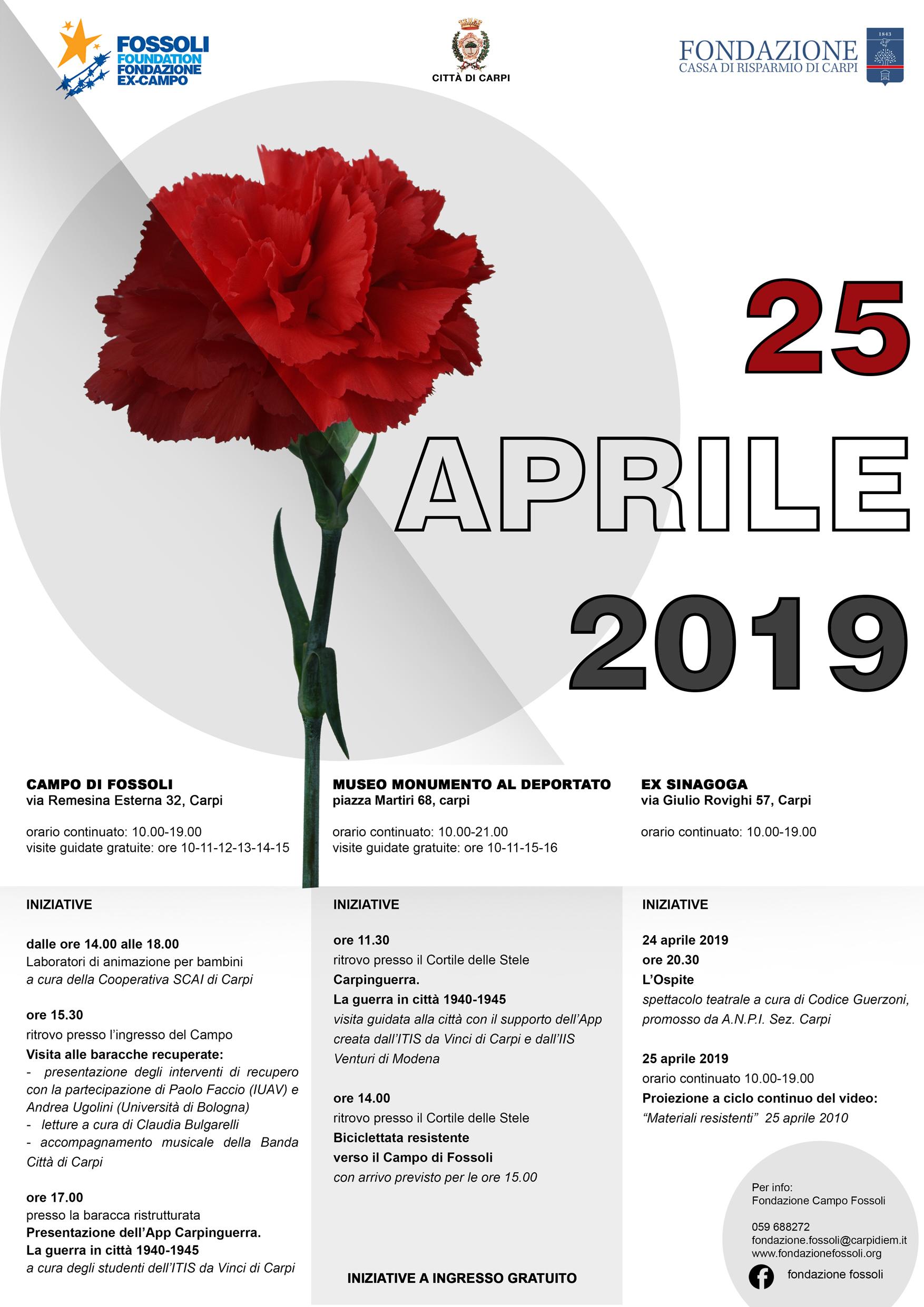 25 aprile 2019 - photo #17